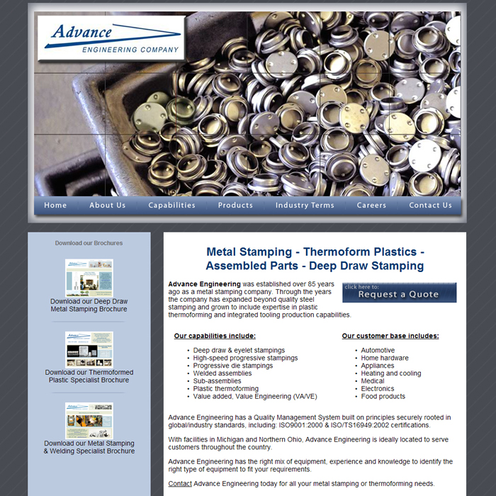 Seo Sem Marketing Research Webcasters Toledo S